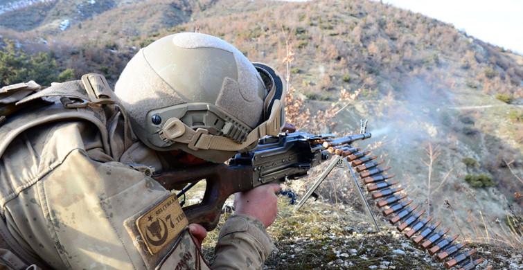 Fırat Kalkanı Bölgesinde İki PKK'lı Etkisiz Hale Getirildi
