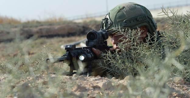 Fırat Kalkanı Bölgesinde PKK'ya Bir Darbe Daha: 2 Terörist İmha Edildi