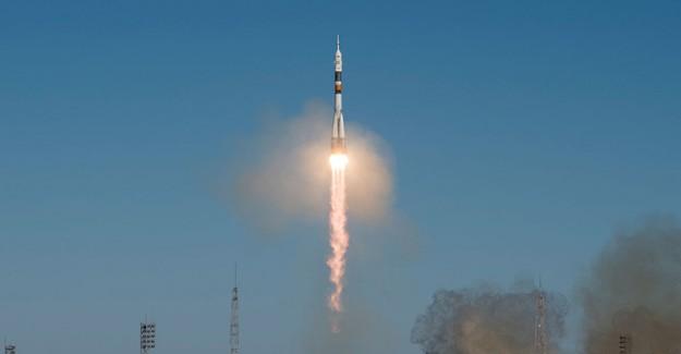 Fırlatılan Rus Soyuz Roketi Başarısız Oldu