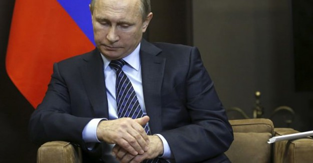 Flaş! Rusya Yıkıldı! İşte O Kötü Haber