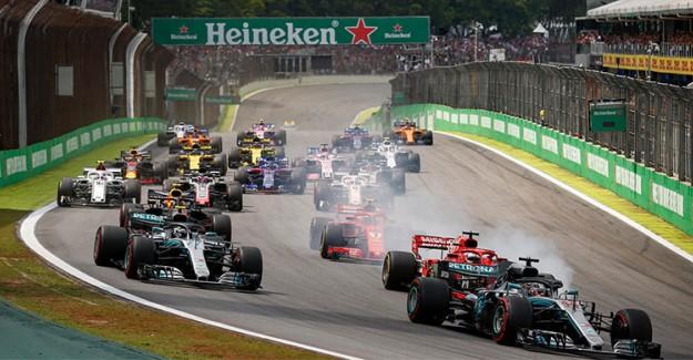 Formula 1'in Son Durağı Birleşik Arap Emirlikleri!
