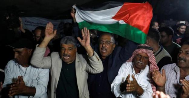 Fransa İsrail'i El- Ahmar Köyü Hakkında Uyardı