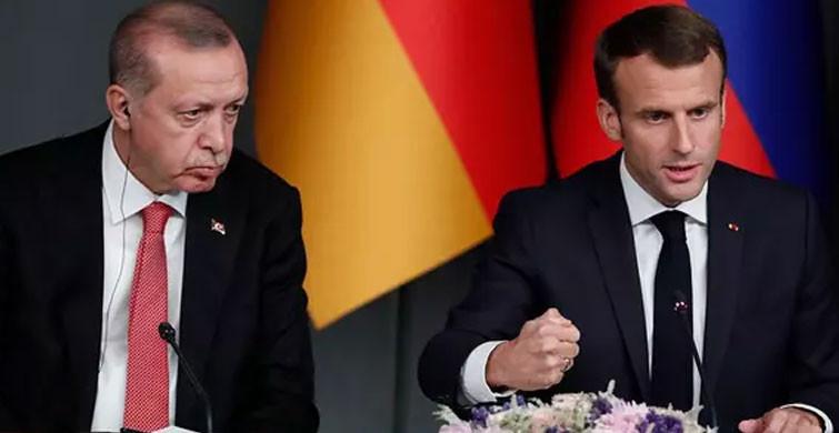 Fransa'da Cumhurbaşkanı Erdoğan ile Macron'un Görüşeceği İddiası Gündemde