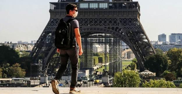Fransa'da Koronavirüsten 163 Kişi Daha Hayatını Kaybetti
