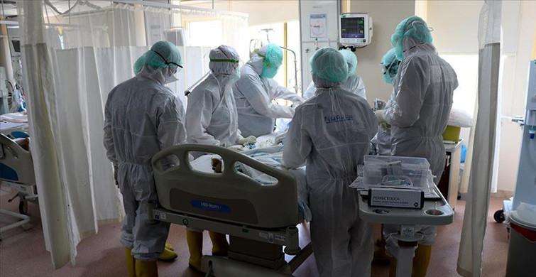 Fransa'da Yoğun Bakım Hasta Sayısında Rekor!