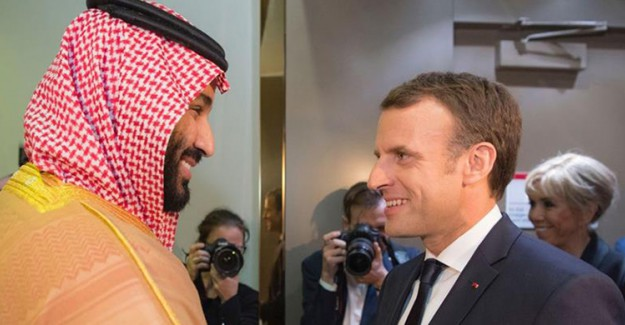 Fransa'dan Suudi Arabistan'a Beklenmedik Hamle!