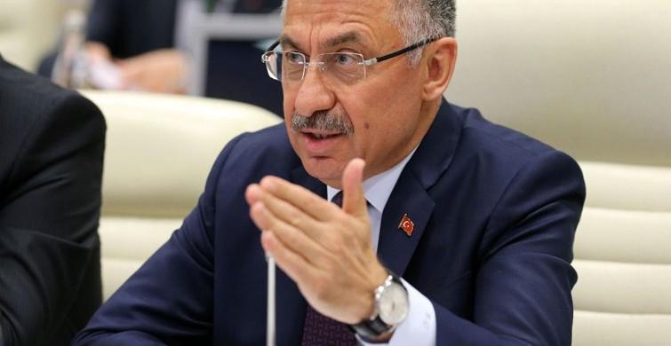 Fuat Oktay: 'Doğu Akdeniz'de ve KKTC'de Haklarımızı Koruyacağız'