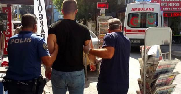 Fuhuş İçin Anlaştığı Kişi Trans Çıkınca Sinir Krizi Geçirip Bıçakladı