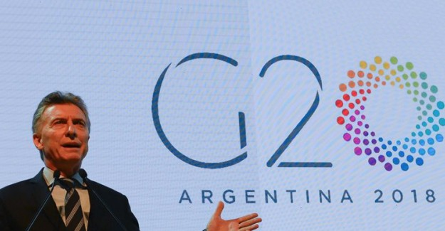 G-20 Zirvesi Krizler Eşliğinde Başlıyor