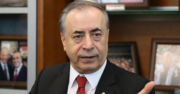 Galatasaray Başkanı Cengiz'den Taraftara Müjde!