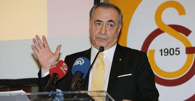 Galatasaray Başkanı Transfer Yasağını İlk Kez Açıkladı!