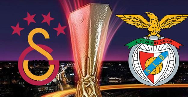 Galatasaray - Benfica Maçı Saat Kaçta ve Ne Zaman?