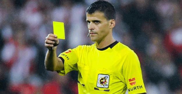 Galatasaray - Benfica Maçına İspanyol Hakem
