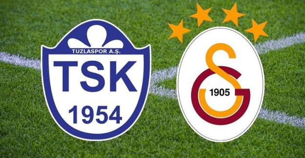 Galatasaray Bugün Ziraat Türkiye Kupası Rövanş Maçında