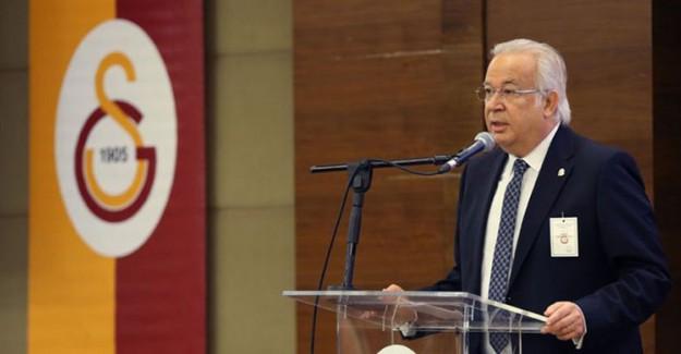 Galatasaray Divan Kurulu Başkanı Hamamcıoğlu'ndan Flaş Açıklama!