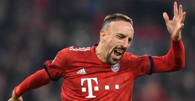 Galatasaray ile Adı Geçen Ribery Bakın Nereye Transfer Oldu!