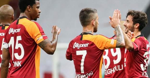 Galatasaray, Uruguaylı İçin Masaya Oturuyor