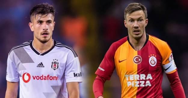 Galatasaray ve Beşiktaş'tan Yılın Takası!