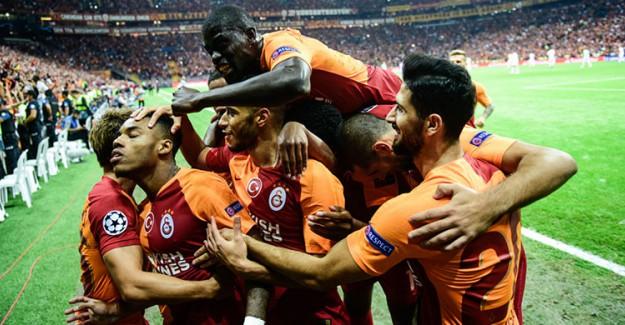 Galatasaray'a Şampiyonlar Ligi'nde Yıldız Futbolculardan Destek!