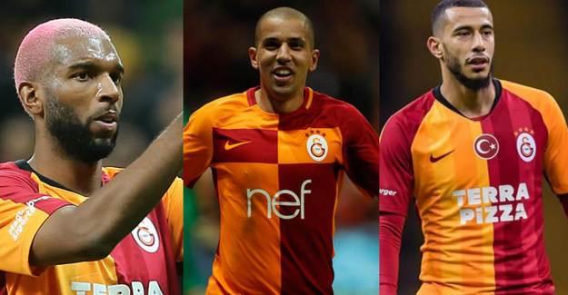 Galatasaray'da Gönderilecek Futbolcular Belli Oldu!
