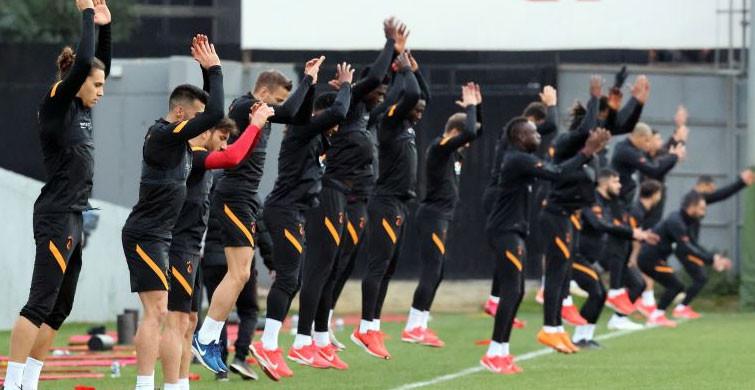 Galatasaray'da İşler Yolunda