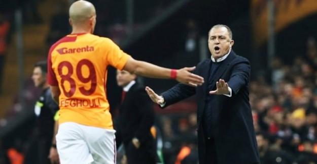 Galatasaray'da Kriz! Fatih Terim'i Kızdıran Feghouli'ye Son Şans