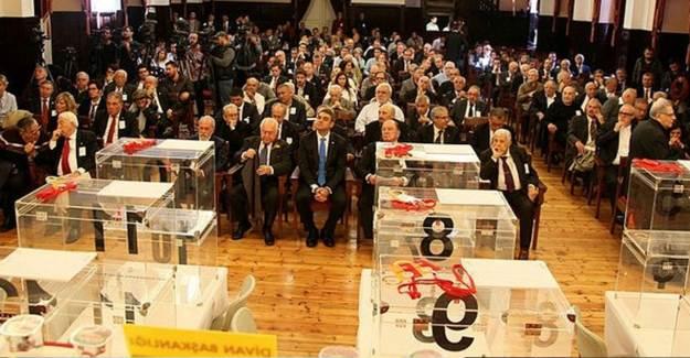 Galatasaray'da Seçim İptal Edildi