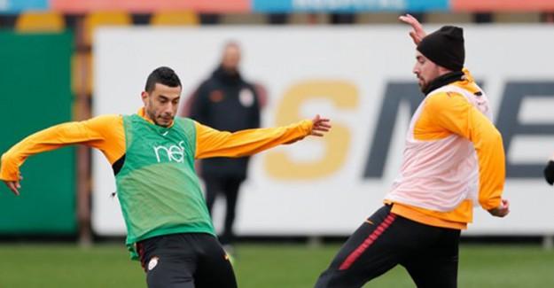 Galatasaray'da Sinan ve Rodrigues Sevinci!