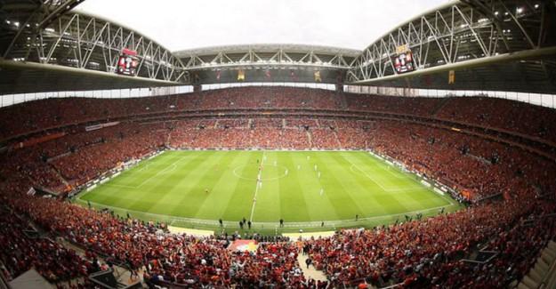"""Galatasaray'dan 3. Kez """"Rakibe Saygı Kendine Saygı"""" Açıklaması"""