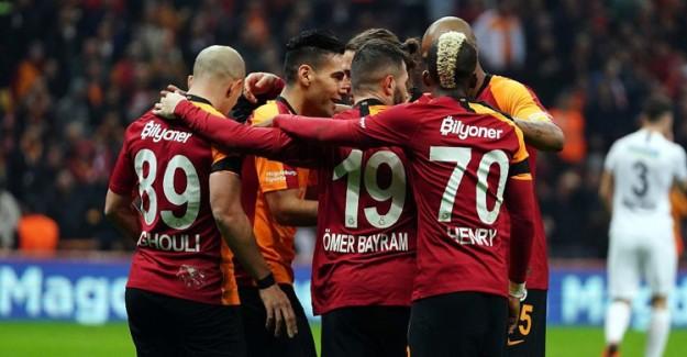 Galatasaray'dan Sevindirici Haber!