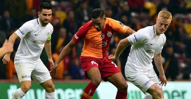 Galatasaray'ın Yıldızı Fernando'nun Sağlık Durumu Açıklandı!