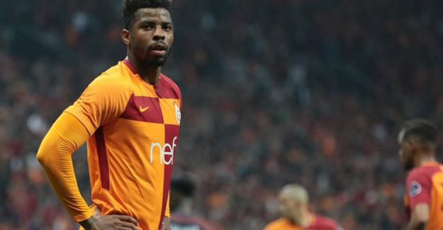 Galatasaray'lı Ryan Donk'un 1 Maçı Kaldı