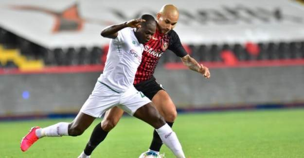 Gaziantep FK Konyaspor'a Acımadı