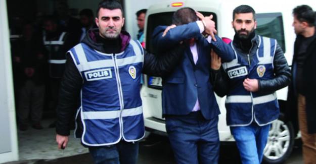 Gaziantep Merkezli 5 İlde Otomobil Hırsızlarına Operasyon Yapıldı