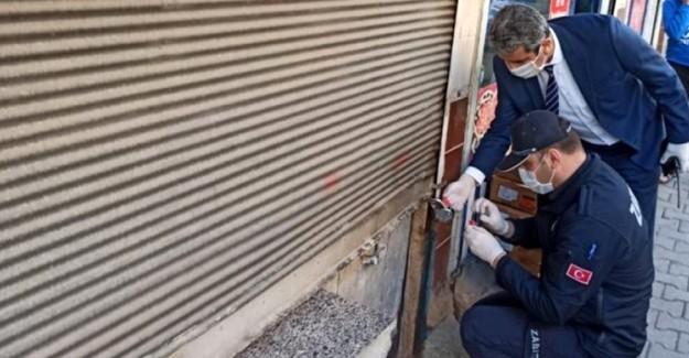 Gaziantep'te Hijyen Denetimi! Birçok İşletme Kapatıldı