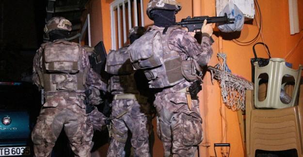 Gaziosmanpaşa'da Narkotik Operasyonu