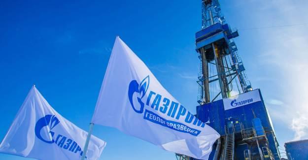 Gazprom'un Doğal Gaz İhracat Kazancı Yüzde 51 Düştü