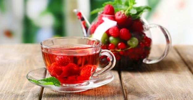 Gebelikte Ahududu Çayı Tüketilmesi Öneriliyor
