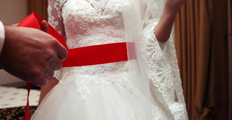 Gelinlere Neden Kırmızı Kuşak Bağlanır?