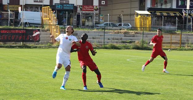 Gençlerbirliği Hazırlık Maçında Akhisarspor'u 3-2 Yendi