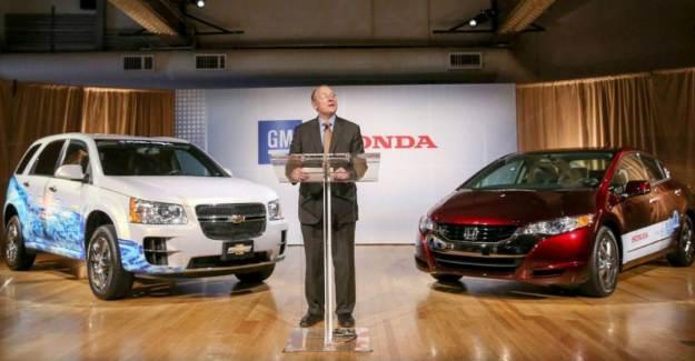 General Motors ile Honda, Ortak Araç Üretimi İçin İş Ortaklığı Yaptı