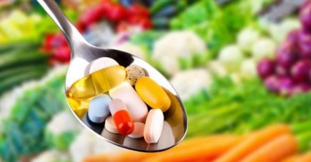 Gıda Takviyesi Alırken Sahte Ürünlere Dikkat!