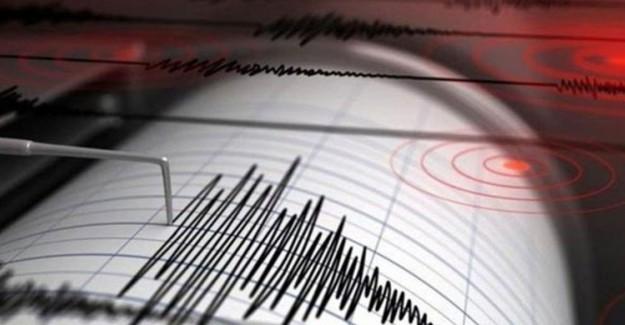 Girit Adası'nda 5.1 Büyüklüğünde Deprem