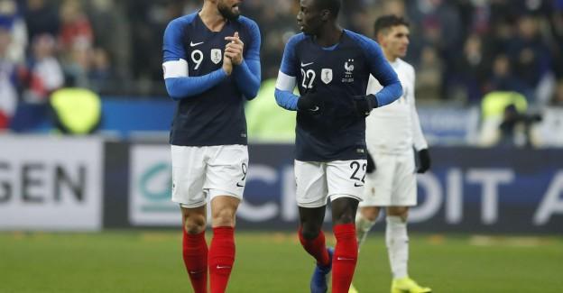 Giroud, Fransa'ya Galibiyeti Getirdi!