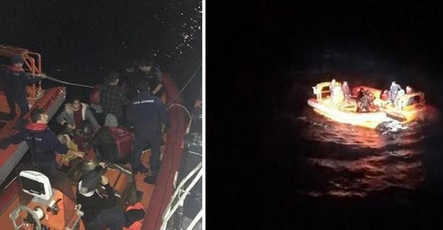 Göçmen Teknesi Battı, 1 Kişi Hayatını Kaybetti