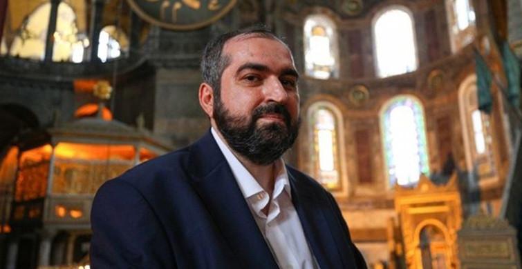 Görevden Ayrılan Ayasofya İmamı Mehmet Boynukalın'dan İlk Açıklama