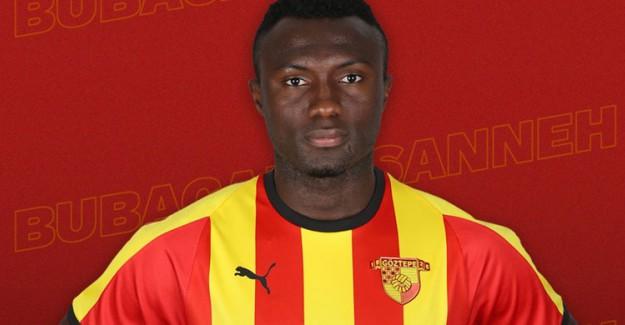 Göztepe, Anderlecht'ten Bubacarr Sanneh'i Kiraladı!