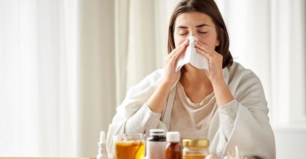 Grip İle Savaşmada 7 Etkili Yol!