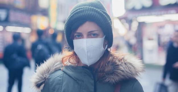 Gün Boyu Kullanılan Maskeler Tehlike Saçıyor
