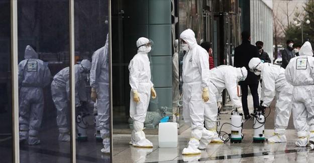 Güney Kore Corona Virüse Karşı Savaş Başlattı